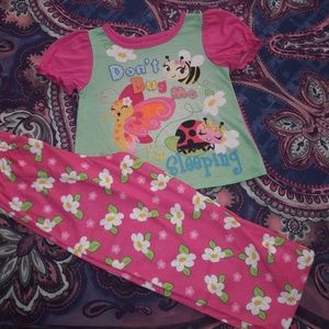 Other - Toddler Girls pajama set